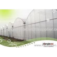 Fabricated Metal Plastic Tube Greenhouse