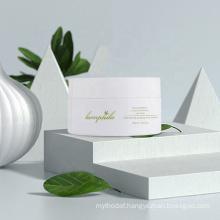 Hemp Cream Natural Face Moisturizer Cream Private Label Cbd Oil Whitening Face Cream for Dry Skin
