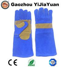Кожаные защитные рукавицы для сварки