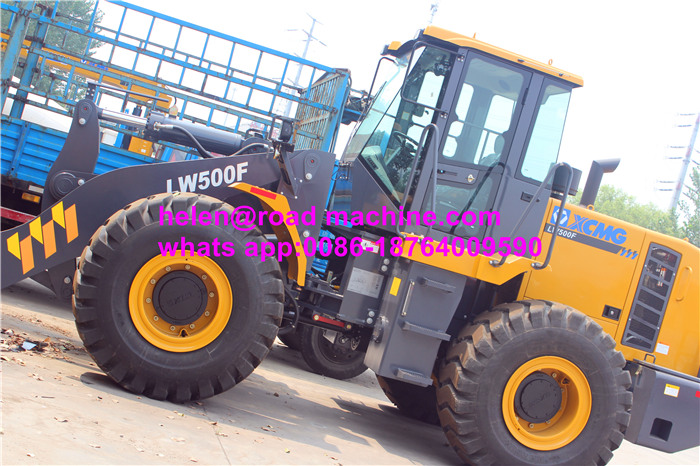 LW500F construction machinery