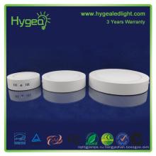 UL TUV одобрил светодиодный потолочный светильник RA> 80 PF> 0.95 6w 12w 18w светодиодный свет панели