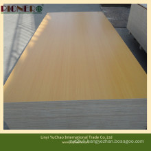 Melamine Combi Core Plywood for Furniture with E1