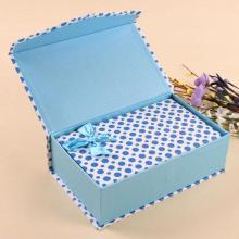 Печатная бумага Подарочная коробка с Robbin для косметики