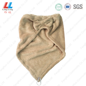 Newest style hair drying household towel