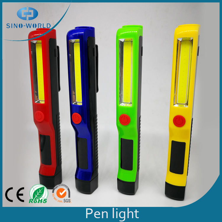3aa Battery Pen Light