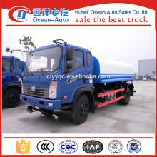 Sinotruk CDW Diesel Mobile Mini Water Tanker Truck Water Sprinkler