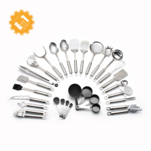 23 pieces custom label kitchen gadgets stainless steel cooking tool
