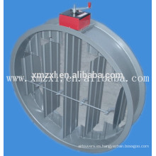 Apagador de fuego ronda manual o eléctrico para climatización en buena calidad