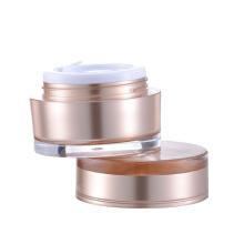 Conception personnalisée haut de gamme 15g 30g 50g vide cosmétique crème acrylique pot