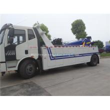 FAW 4x2 Road truck caminhão de remoção