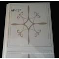 Pure White PVC Deckenplatte