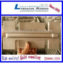 Qingdao Aluminium-Druckguss Türgriff Teile