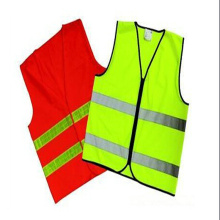 Safety Vest with High Reflective Tape En471 Standard