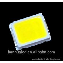 Diodo branco 80-100lm CRI do diodo emissor de luz de 1W 2835 SMD> 80