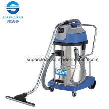 60L Wet and Dry Vacuum Cleaner with Tilt
