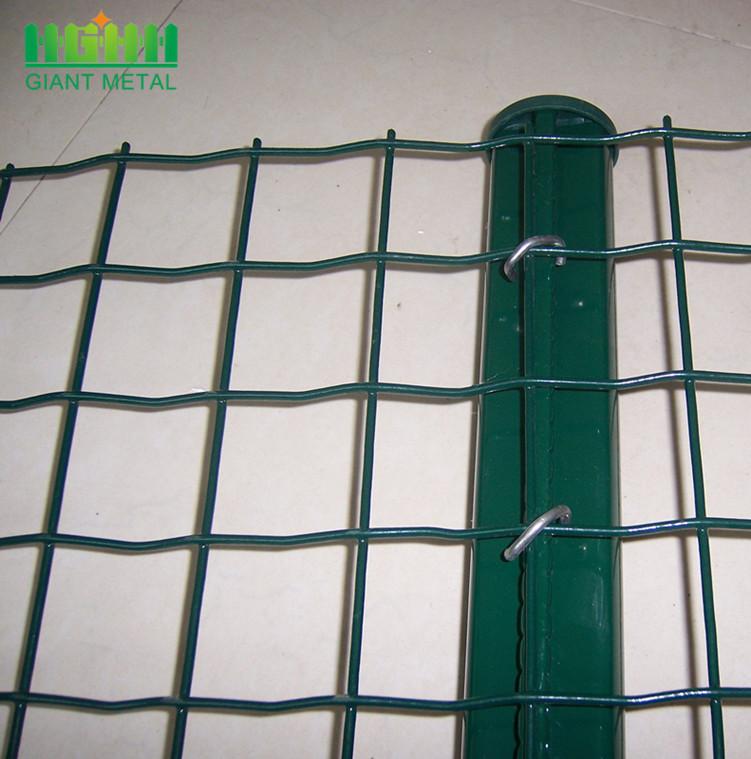 Dekorativer PVC-Europa-Maschendraht-Zaun Bilder & Fotos