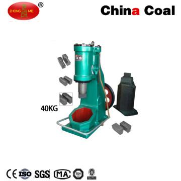 La puissance d'air pneumatique à faible bruit 2Kw C41-20 meurent marteau de pièce forgéee