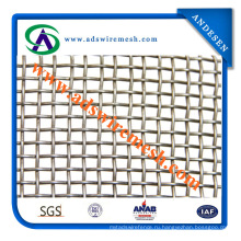 Яркий Electro Гальванизированная квадратная Ячеистая сеть для продажи