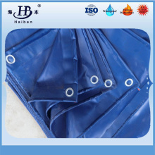 Heavy duty PVC laminated tarpaulin for truck cover