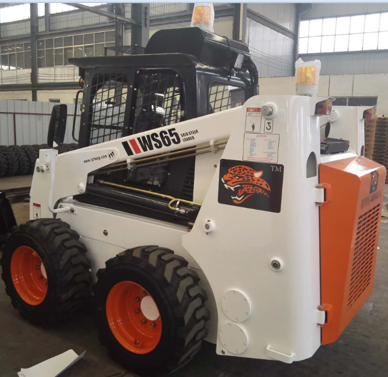 Cheaper Skid Steer Loaders For Construction