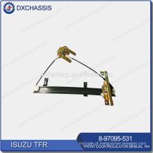 Manual genuíno do regulador da porta dianteira do TICK PICKUP do RH RH 8-97095-531