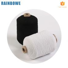 Konkurrenzfähiger Preis ACY Latex Gummi überzogenes Garn für Socken alle Arten Strickgarn