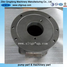 Sand Casting ANSI Centrifugal Goulds Pump Bearing Frame