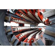 Máquina de tracción del extractor del tubo de la garra del PE de 1200m m