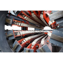 1200mm Ten Claw PE Pipe Puller Traction Machine
