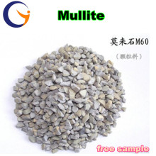 Factory supply Refractory coating mullite powder