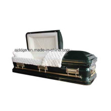 Hunter Green Finish Casket (16179051)