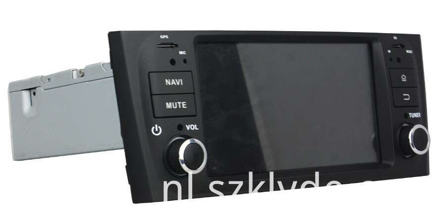 Fiat Linea Android Car DVD Player