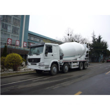 Sinotruk HOWO 18cbm Concrete Mixer Truck