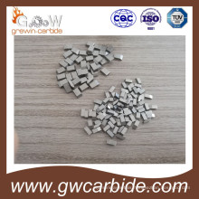 Factory Supplier Tungsten Carbide Saw Tips with Various Grade