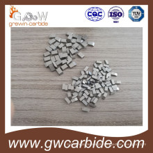 O carboneto de tungstênio do fornecedor da fábrica considerou pontas com vária categoria