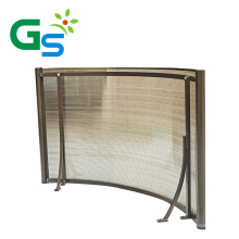 New Design Rainbow  Aluminum Awning With 4mm Shade Canopy Polycarbonate Hollow Sheet Cover For European Market
