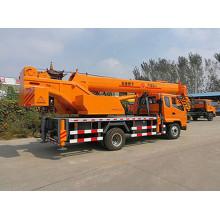 LKW mit Minikran 10T für Fabrik