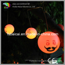 Outdoor Hanging LED Light Balls 40cm