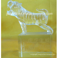 High Quality Transparent Crystal Animals (JD-CA-200)