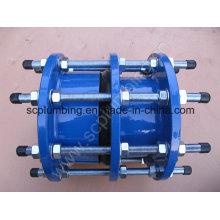 Juntas de desmontaje de hierro dúctil (Galv. / Dacromet pernos)