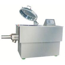 Granulador de mezcla de alta velocidad de GHL, máquina de granulación de los SS farmacéutica, especificación técnica de la licuadora de doble cono horizontal