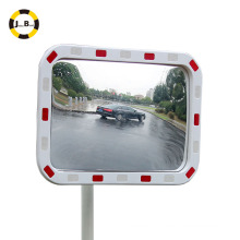 "16""x24"" Outdoor Reflective Convex Mirror For Road Traffic Safety"