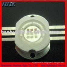 10W 80-90lm / w Hochleistungs-Flutlicht LEDs