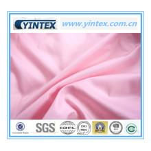Venta caliente suavemente y suave 100% tela de seda rosa