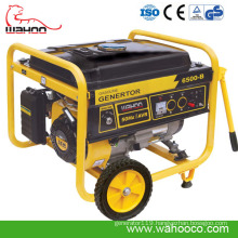 2kw-6kw Electric Gasoline Power Generator with CE, ISO9001