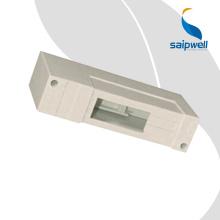 SAIP/SAIPWELL Quick Offer 87*130*60mm 4 Gang Industrial Portable Box Mcb