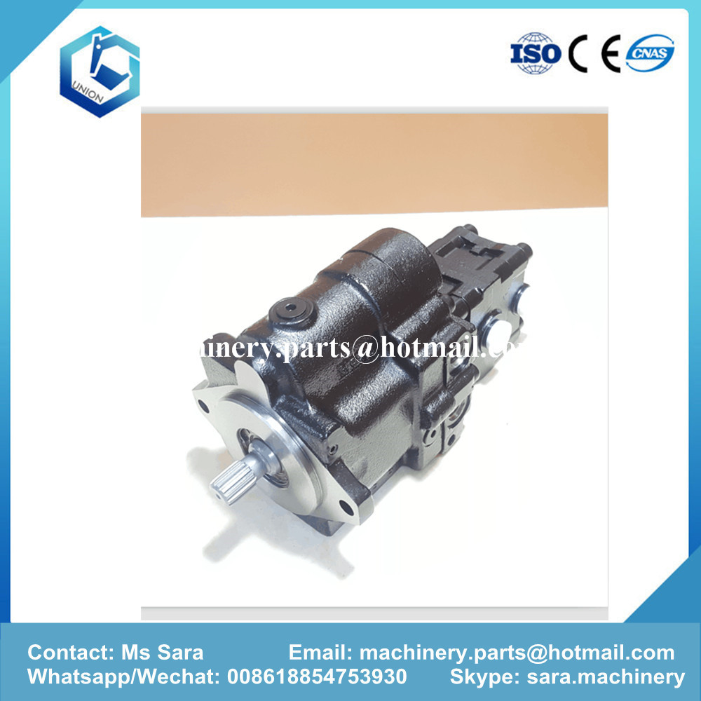 Nachi Hydraulic Pump Pvd 2b 42 For Ex40 Excavator 2