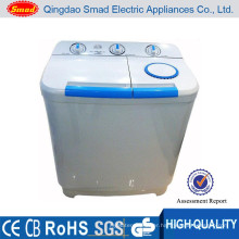 540W 13KG plastic and stainless steel Twin-Tub electric semi-automatic national clothes washing machine
