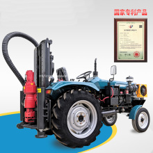 Tractor-Mounted Well Drill machine for Farmland