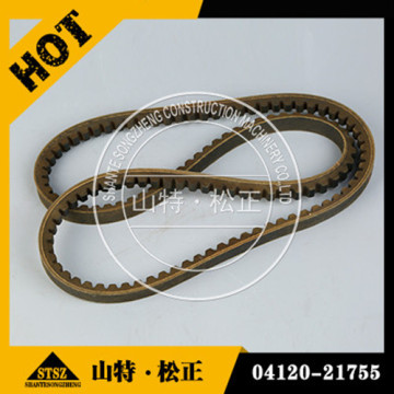 Carregador WA450-1 V-BELT 04120-21755